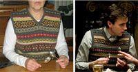 Harry Potter Knitting Patterns - Web Links - Freshisle Fibers