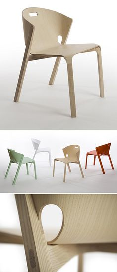 Silla De Corcho CORKIGAMI By Carlos Ortega Design Diseño Carlos Ortega |  Envolvente | Pinterest | By And Design