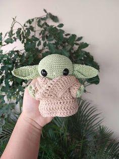 Crochet Pattern Free, Crochet Patterns Amigurumi, Cute Crochet, Crochet Crafts, Crochet Dolls, Yarn Crafts, Crochet Projects, Amigurumi Doll, Crochet Baby Toys