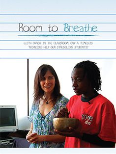 Room to Breathe   FMTV Many schools across the country are facing an epidemic of students struggling with poor attention, low academic performance, lack of self-control, bullying and stress. Could meditation be the answer? Watch Room To Breath instantly on FMTV: https://www.fmtv.com/watch/room-to-breathe