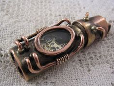 Steam punk usb! http://www.etsy.com/shop/steamworkshop?ref=seller_info