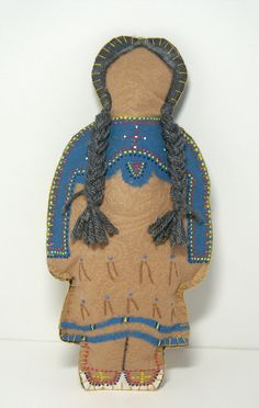 Sioux Grandmother doll