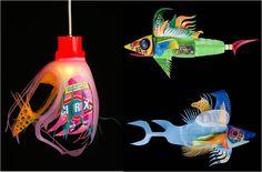 Plastiquarium o el arte de dar vida a un envase de detergente