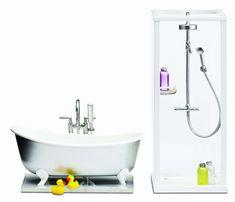 Lundby 1:18 Scale Dolls House Smaland Shower and Bath Set: Amazon.de: Spielzeug