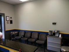Dedicated to providing the best value for auto repair in the Murfreesboro area since We service all makes, specializing in European and other imports. Waiting Room Design, Waiting Rooms, Living Room Decor, Living Spaces, Repair Shop, Car Shop, Other Rooms, Kitchen Decor, Layout