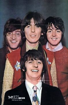 I won one ticket to go see the Beatles in San Diego when I was eight.  My mother made me give the ticket to my sister who was 17.  I guess she thought I was too young to go by myself.  Go figure....