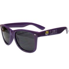 LSU Tigers NCAA Beachfarers Sunglasses