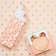 "45.7 mil Me gusta, 351 comentarios - ColourPop Cosmetics (@colourpopcosmetics) en Instagram: ""Get Peachy with us ❤️ $15 only today !"""
