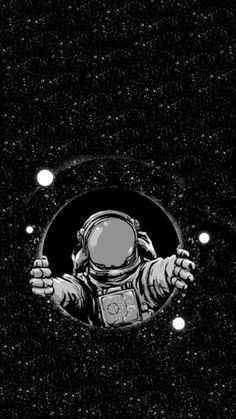Astronaut Wallpaper Iphone pictures in the best available resolution. Space Wallpaper, Galaxy Wallpaper, Wallpaper Backgrounds, Iphone Wallpaper, Phone Backgrounds, Space Drawings, Space Artwork, Anime In, Astronaut Wallpaper