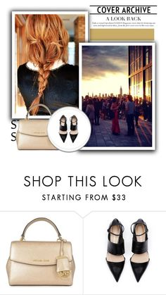 """""""Untitled #829"""" by betty-hs ❤ liked on Polyvore featuring MICHAEL Michael Kors"""