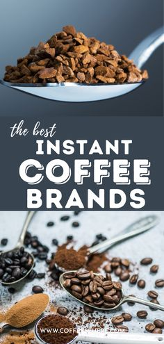 The best instant coffee brands that we've tried from our travels around the world. Best Instant Coffee, Best Coffee, Coffee Branding, Good Things, Breakfast, Food, Morning Coffee, Essen, Meals