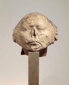 Anonymous Portrait Head #2