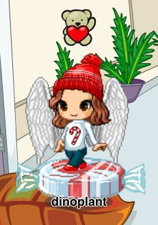 this is my christmas outfit on fantage!