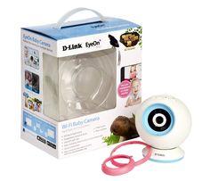 D-Link DCS-825L - Cámara de vigilancia para bebé: D-Link: Amazon.es: Bebé