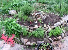 Build a Herb Spiral