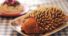 Jež torta http://www.recepti.hr/recepti/vasi-recepti/jez