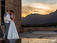 overberg sunset wedding Sunset Wedding, Country Farm, Sunset Photos, Farm Wedding, In This Moment, Wedding Dresses, Photography, Fashion, Bride Dresses