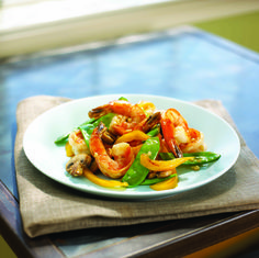 The South Beach Diet provides a delicious and healthy recipe for Shrimp Stir-Fry perfect for those trying to eat healthier without sacrificing flavor.