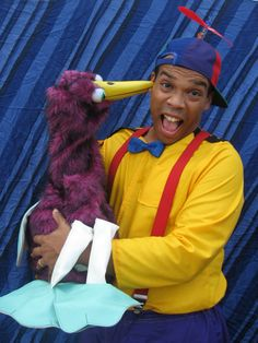 Tommy Terrific's Wacky Magic is tomorrow, July 3rd at 10:00am!  Perfect laugh-out-loud performance for the pre-school crowd!