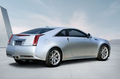 Cadillac, CTS Coupe......