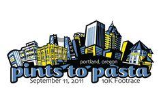Pints to Pasta - 10K  September 9, 2012