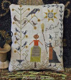 Witches - Cross Stitch Patterns & Kits (Page 2) - 123Stitch.com