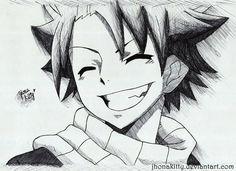 Natsu Dragneel That smile tho