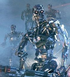 From The Terminator Anthology archive Skynet Terminator, T 800 Terminator, Terminator Movies, Arnold Schwarzenegger Movies, Badass Movie, Movie Spoiler, Future Soldier, Ex Machina, Batman Vs Superman