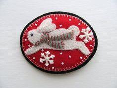 Christmas Rabbit!