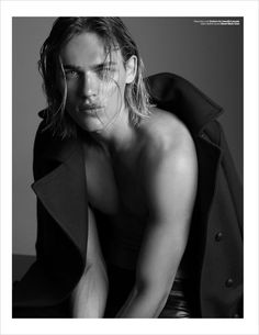 Ton Heukels by Zeb Daemen for D'SCENE Magazine