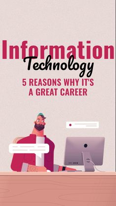 It is never too late to join today's IT revolution that will be as exciting as the dawn of the internet. The demand for Information Technology is exploding and you can be part of it! In this article, you'll discover what job opportunities are out there for you and why an IT career is a great career in 2021. Career Help, Career Advice, Interview Techniques, Job Hunting Tips, Information And Communications Technology, Best Careers, Never Too Late, Resume Tips, Private Sector