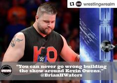 GIVE KEVIN OWENS THE WWE CHAMPIONSHIP BY THE ROYAL RUMBLE!  #Repost @wrestlingwrealm (@get_repost)  @brianhwaters loves the direction #SDLive is going with Kevin Owens.