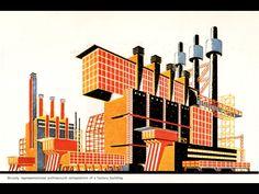 Constructivism. Yakov Chernikhov