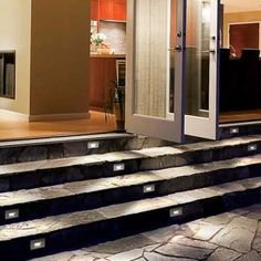 Outdoor Step Lights