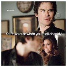 Damon & Elena 6x12