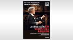 DVD + Blu-Ray: The Cleveland Orchestra performs Brahms' Requiem #dvd #orchestra #music #classicalmusic #brahms #requiem  http://news.imz.at/news/dvd-blu-ray-the-cleveland-orchestra-performs-brahms-requiem-2304016