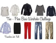 10 Pieces 20 Outfits | Now THIS is a challenge I can accept!