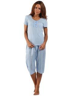 67393baab0b9 Lady Selena Women s Betty 3 4 Pyjama Set.   New