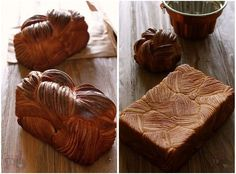WW Laminated Sandwich Loaves with Sourdough - want some golden bricks to your profile? | The Fresh Loaf