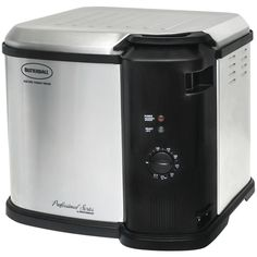 Masterbuilt Indoor Electric Turkey Fryer