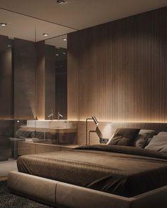Modern Home Decor .Modern Home Decor Modern Luxury Bedroom, Luxury Bedroom Design, Master Bedroom Interior, Modern Master Bedroom, Home Room Design, Master Bedroom Design, Minimalist Bedroom, Luxurious Bedrooms, Home Decor Bedroom