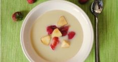 Gazpacho, Panna Cotta, Pudding, Meals, Ethnic Recipes, Desserts, Food, Diet, Tailgate Desserts