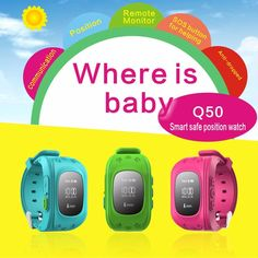 2017 Smart Phone GPS Watch Children Kid Wristwatch Q50 GSM GPS Locator Tracker Anti-Lost Smartwatch Child Guard For iOS Android   Read more at Electronic Pro Market : http://www.etproma.com/products/2017-smart-phone-gps-watch-children-kid-wristwatch-q50-gsm-gps-locator-tracker-anti-lost-smartwatch-child-guard-for-ios-android/  			Q50 Children Safety Monitoring Portable GPS Intelligent Watch Telephone				Product Parameters: 				Model: Q50				Product name: GPS Tracker Watch