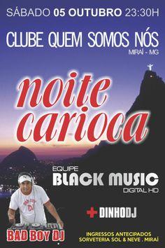 Noite Carioca   Clube Quem Somos Nós