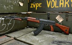 Sa vz.58 Rifles - vz. 58 Military 762CP - Czechpoint