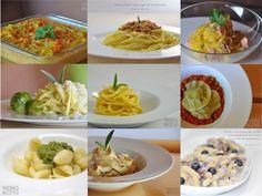 9 salsas para pasta - http://www.thermorecetas.com/9-salsas-para-pasta/