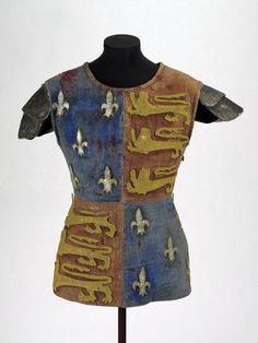 Burton's Henry V costume by Tanya Moiseiwitsch