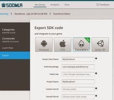 Cocos2d-X Plugin is Here | SOOMLA