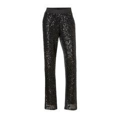 Broek met pailletten! Van whkmp's own #wehkamp #whkmpsown #broek #pailletten #black #zwart #paillettenbroek #fashion #glitter