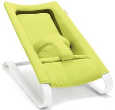 Bombol Bamboo Baby Bouncer available through The Baby Closet
